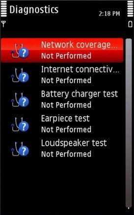 Nokia Diagnostics v1.79 beta