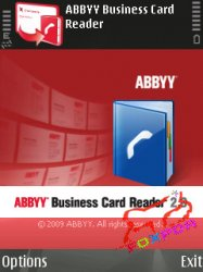 ABBYY Business Card Reader v.2.0.33