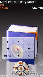 Nokia Audiobooks Player 1.03