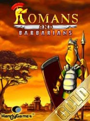Romans And Barbarians Gold