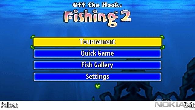 симуляторы рыбалки для нокиа