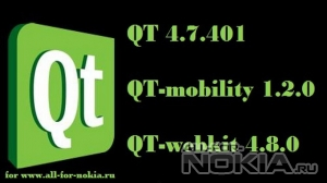 QT Installer v.4.7.4 For Symbian^3 (Anna)