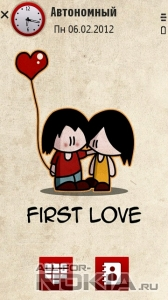 First love by Im__Venky