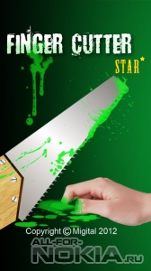 Finger Cutter Star
