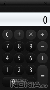 Pocket Calculator Touch