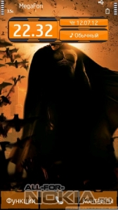 Batman by puneeth