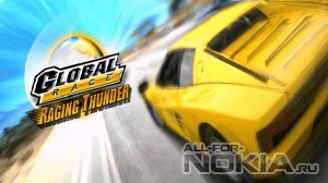 Global race raging thunder (RUS) + Bluetooth