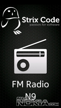 FM radio on n9