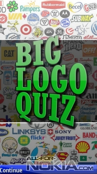 Big Logo Quiz