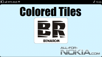 Colored Tiles Lite