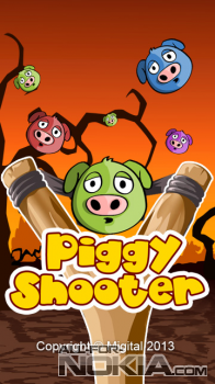 Piggy Shooter