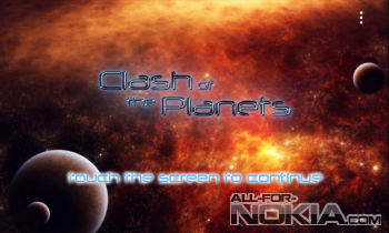 Clash of the Planets