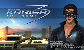 Krrish 3 : The Game
