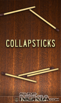 Collapsticks для Windows Phone - Загрузка игры