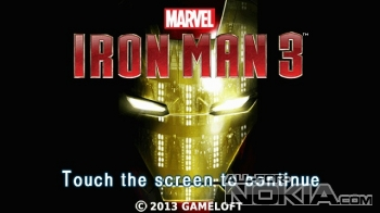 ����� ������� Iron Man 3 ��� Symbian Belle