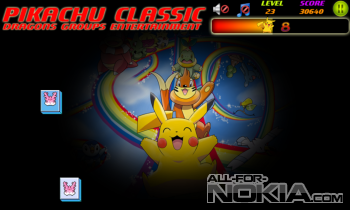 Pikachu2003 для Windows Phone: 23-й уровень