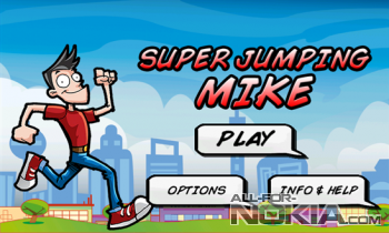 Super Jumping Mike - ������������ �������
