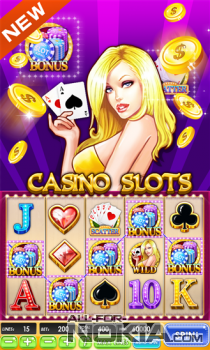 Slots Machine - Vegas - крутое казино