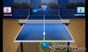 World Cup Table Tennis - новый теннис