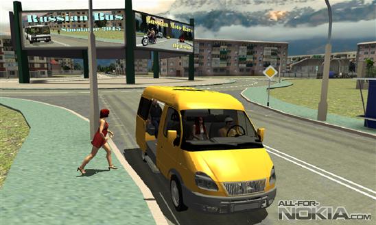 симулятор водителя маршрутки скачать