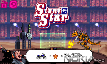 Stunt Star: The Hollywood Years - трамплины