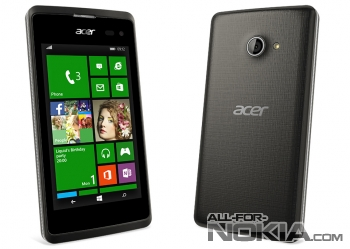 Windows 10 Mobile-��������� �� Acer